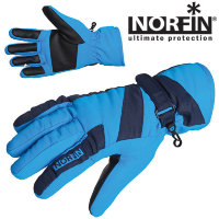 Перчатки Norfin Women WINDSTOP BLUE