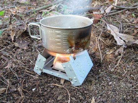 Как самому сделать сухое горючее
