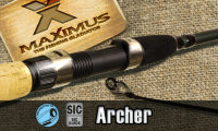 Спиннинг Maximus ARCHER 21ML 2.1м 5-25г