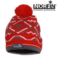 Шапка Norfin Women NORWAY RED 305756