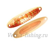 Блесна Pontoon21 Sinuoso Spoon 17,гр #NC01-003