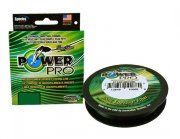 Плетеный шнур Power Pro Moss Green 135m 0,06mm/3,0kg
