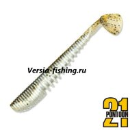 "Виброхвост Pontoon21 Awaruna 3,5"" #434"