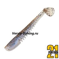 "Виброхвост Pontoon21 Awaruna 3,5"" #436"