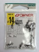 Вертлюг Owner 52481 Crane Swivel