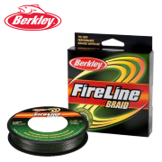 Плетеный шнур Berkley Fireline Braid Green 270m