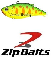 Воблер Zip Baits Calibra Jr 60 #313R