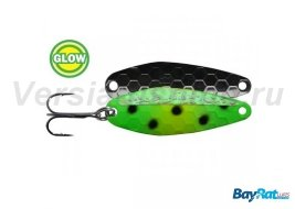 Блесна Bay Rat Lures SP-2.5 63мм/3,5гр Green Frog