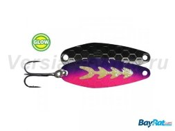 Блесна Bay Rat Lures SP-2.5 63мм/3,5гр Purple Wish