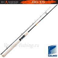 Спиннинг Salmo Diamond JIG 15 2,34м / 3-15гр 5511-234