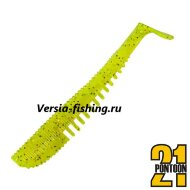 "Виброхвост Pontoon21 Awaruna 3,5"" #102"