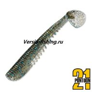 "Виброхвост Pontoon21 Awaruna 3,5"" #203"