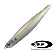 Воблер OSP Bent Minnow 76 F