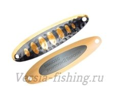 Блесна Pontoon21 Sinuoso Spoon 12гр #NC01-004